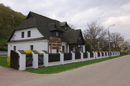 Dom pracy twórczej KUL (Puławska 94)