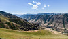 Hells Canyon (maytag97) Tags: maytag97 nikon d750 hells canyon oregon idaho rugged snake river gorge view viewpoint beautiful summer blue sky cloud travel landscape outdoor photo recreation usa tourism wild high scenic clouds meadow scenery adventure wilderness hiking geology explore topography image nature mountains peaks