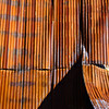 (jtr27) Tags: dscf3799e jtr27 fujji fujifilm xt20 xtrans vivitar komine 55mm f28 macro manualfocus minoltamount md sr mount rust oxidation corrosion square corrugated metal abstract abandoned building maine newengland