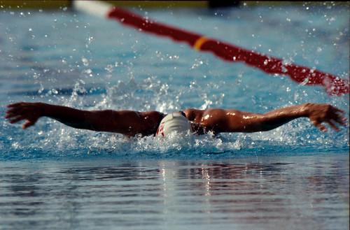 478 Swimming EM 1991 Athens