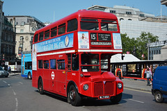 RM652 - WLT 652 (Solenteer) Tags: stagecoachlondon eastlondon rm652 wlt652 aec routemaster parkroyal trafalgarsquare