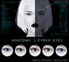 ANATOMY - CYBER EYES @ Remnant (daeberethwen) Tags: omegaappliers eyes mesheyes cyber remnant apoc robot cyborg