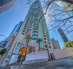 U.S. Bank Tower Vert Panorama1 (Michael F. Nyiri) Tags: losangeles downtownlosangeles architecture california southerncalifornia city