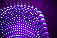 "Microphone ""Stone Rhyming Zone"" (mvnfotos) Tags: macromondays stonerhymingzone microphone"