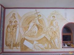 13. Роспись нижнего храма в Адамовке