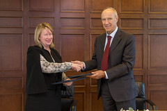 Australia's Patent Office Extends Mandate as a PCT International Authority (WIPO | OMPI) Tags: australia directorgeneral francisgurry ompi wipo women ip womenandip
