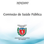 Comissão de Saúde Pública 21/11/2017