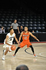 DELEON BROWN (SneakinDeacon) Tags: mercer bears paradisejam colorado buffalos cu vinescenter pac12 southernconference socon