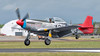 Red Tail (Martyn William's Aircraft) Tags: ww2 mustang p51 riat2017 raffairford gloucestershire england nikond810 nikonafs300mmf28gvrlens theredtails thetuskegeeairmen 332ndfightergroup northamericanp51dmustang tallinthesaddle