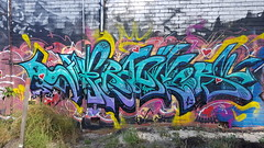 Terain... (colourourcity) Tags: streetart streetartnow graffiti streetartaustralia melbournegraffiti melbournestreetart melbourne burncity awesome colourourcitymelbourne colourourcity nofilters original terain retayner id awk awkardproductions burner