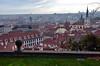 Praha, Malá Strana, pohled ze Zahrady Na Valech - DSC_3437p (Milan Tvrdý) Tags: prague praha praguecastle pražskýhrad hradčany czechrepublic