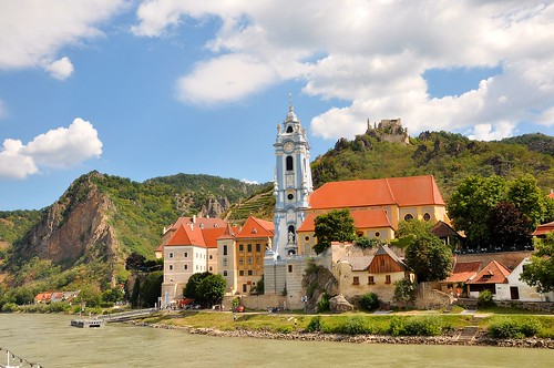 Donauschifffahrt Krems, Stiftskirche Dürnstein