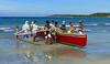 Fishermen. Phillippines. (Bernard Spragg) Tags: currimaobeach lumix fishermen shore sea coast ilocosnortephilippines workers asia