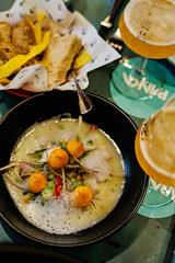 ceviche @ Panca - Cevicheria & Pisco Bar, Porto (Gail at Large | Image Legacy) Tags: 2017 panca pancacevicheriapiscobar porto portugal superbock zomatopt gailatlargecom