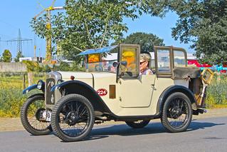 Austin Seven AD Tourer 1928 (7663)