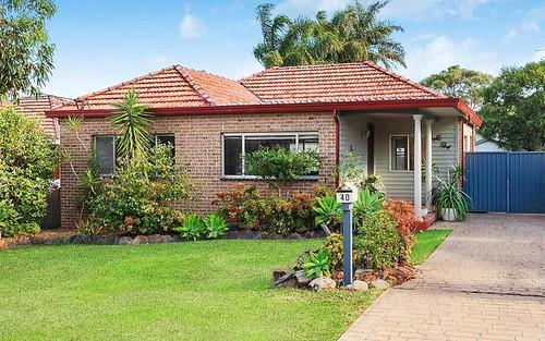 40 Frobisher Av, Caringbah NSW 2229