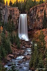 Tumalo Falls (pandt) Tags: tumalofalls deschutesnationalforest bend oregon water waterfall forest cascade cliff rocks creek river stream outdoor nature canon eos 7d slr