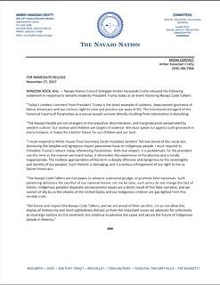 Navajo Nation Council