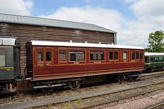 SECR First Class Saloon (davids pix) Tags: secr first class saloon carriage kesr railway 2017 17062017