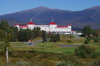 THE MOUNT WASHINGTON HOTEL AND THE MOUNTAIN