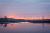 Sunrise over the Hill (Greg Jarman) Tags: sunrise crosswinds marsh michigan morning nikon d7100 nikkor 1755 28