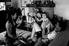 (iLana Bar) Tags: familia natal pretoebranco bebê menina intimidade casa lar