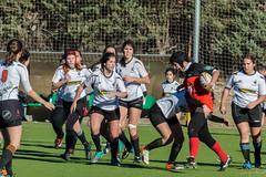 Aeronauticos Femenino - Vallecas 3 Diciembre 2017