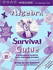 [PDF] DOWNLOAD Algebra Survival Guide: A Conversational Guide for the Thoroughly Befuddled FULL (books4GDLASY) Tags: pdf download algebra