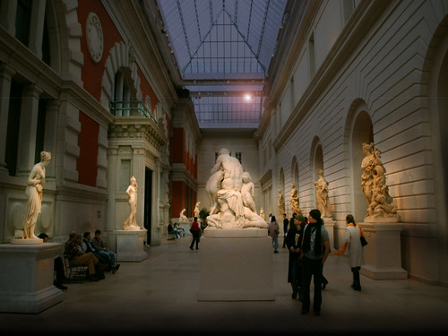 "Museo Metropolitano de Arte  Nueva York, EUA • <a style=""font-size:0.8em;"" href=""http://www.flickr.com/photos/30735181@N00/38897291991/"" target=""_blank"">View on Flickr</a>"