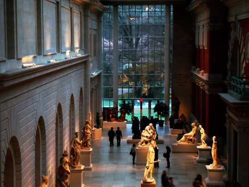 "Museo Metropolitano de Arte  Nueva York, EUA • <a style=""font-size:0.8em;"" href=""http://www.flickr.com/photos/30735181@N00/38897299051/"" target=""_blank"">View on Flickr</a>"