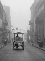Morning mist (MdeM1157) Tags: fog carriage neworleans fotocompetition fotocompetitionbronze flickrchallengegroup flickrchallengewinner challengegamewinner