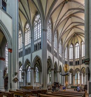 Innenansicht Altenberger Dom