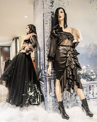 2017 Holiday Display inside Saks Fifth Avenue, New York City (jag9889) Tags: 2017 20171130 christmas departmentstore display dress fashion flagship holiday indoor manhattan mannequin midtown ny nyc newyork newyorkcity rockefellercenter saks saksfifthavenue usa unitedstates unitedstatesofamerica jag9889