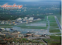 Hamburg Airport (mrsris) Tags: postcard airport hamburg
