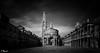 La Institución / The Institution (tmuriel67) Tags: monochrome monument dark darkness blancoynegro blackwhite architecture asturias gijon laboral