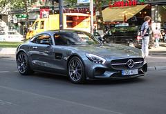 Poland (Ostrow W.) - Mercedes-AMG GT S Edition 1 (PrincepsLS) Tags: poland polish license plate pos ostrow wielkopolskie germany berlin spotting mercedesamg gt s edition 1