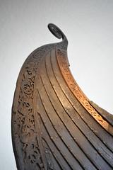 (Richard Langham) Tags: norway oslo viking boat ship museum