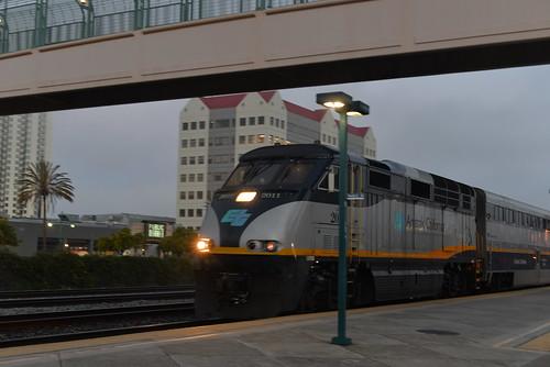 Amtrak CA 2011 EMY 1-13-17