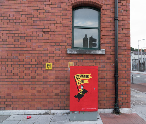 EXAMPLES OF PAINT-A-BOX STREET ART IN CORK CITY CENTRE [PHOTOGRAPHED 2017]-133894