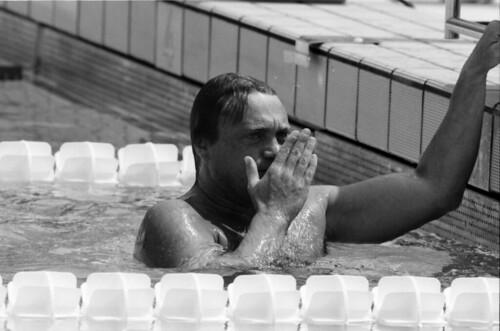 195 Swimming EM 1991 Athens