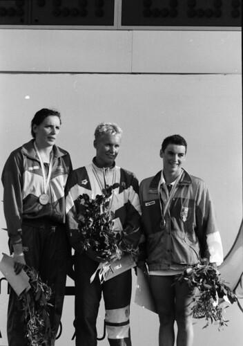 378 Swimming EM 1991 Athens