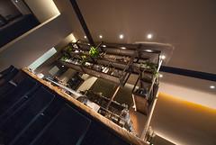 _DSC2423 (fdpdesign) Tags: design fdpdesign italia italy furniture led lights milano milan shopdesign sushi bar cocktails legno wood cerdisa ora neta specchio specchi 2017