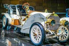 1908 Mercedes 75 PS Doppelphaeton (a7m2) Tags: stuttgart museum mercedes cars technik automobil serienautomobil phaeton daimler