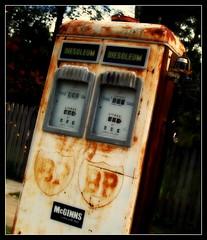 BP (bushman58929) Tags: rusty australia travel bushman58929 outback crusty aussie image photo photography texture vintage tones
