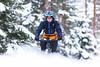 ebike in a snowy forest (VisitLakeland) Tags: bike bicycle ebike winter snow finland tahko pyörä pyöräily sähköpyörä talvi lumi nature activity outdoor outdoors
