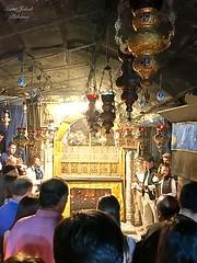 15 - Jézus Krisztus születésének barlangja / Jaskyňa Narodenia Ježiša Krista