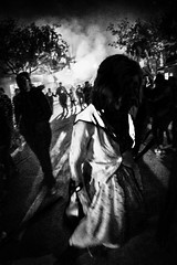 FrightFest_019 (allen ramlow) Tags: fright fest san antonio six flags halloween bw black white horror sony a6500
