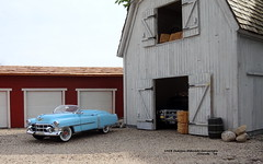 1953 Cadillac Eldorado Convertible (JCarnutz) Tags: 124scale diecast franklinmint 1953 cadillac eldorado