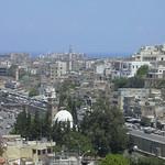 Tripolis (Trablous), Blick von der Zitadelle auf die Stadt thumbnail