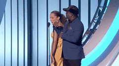 New trending GIF on Giphy (I AM THE VIDEOGRAPHER) Tags: ifttt giphy bet stop soul train awards 2017 lil rel cut it out her tv robin thede dancing couple rundown with howery